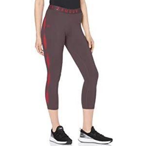Under Armour Mesh Detail Fitted Crop Legging